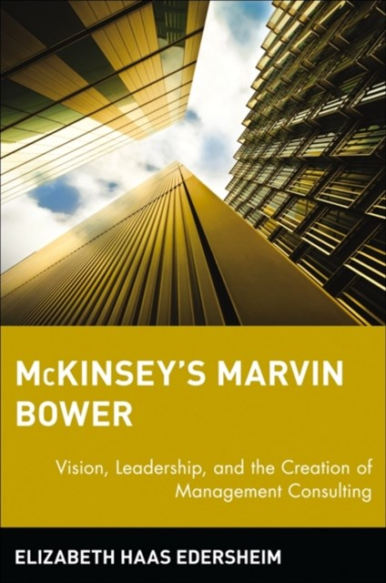 McKinsey's Marvin Bower