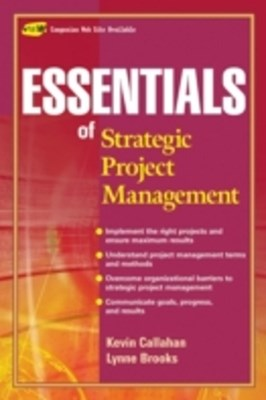 (ebook) Essentials of Strategic Project Management