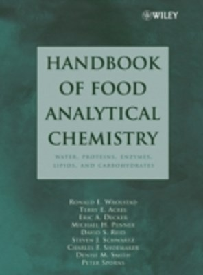 Handbook of Food Analytical Chemistry, Volume 1