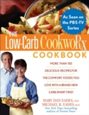 (ebook) Low-Carb CookwoRx Cookbook