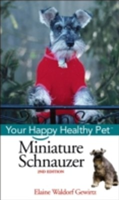 (ebook) Miniature Schnauzer