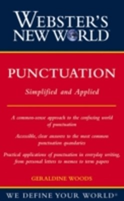 (ebook) Webster's New World Punctuation