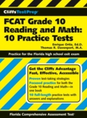 CliffsTestPrep FCAT Grade 10 Reading and Math