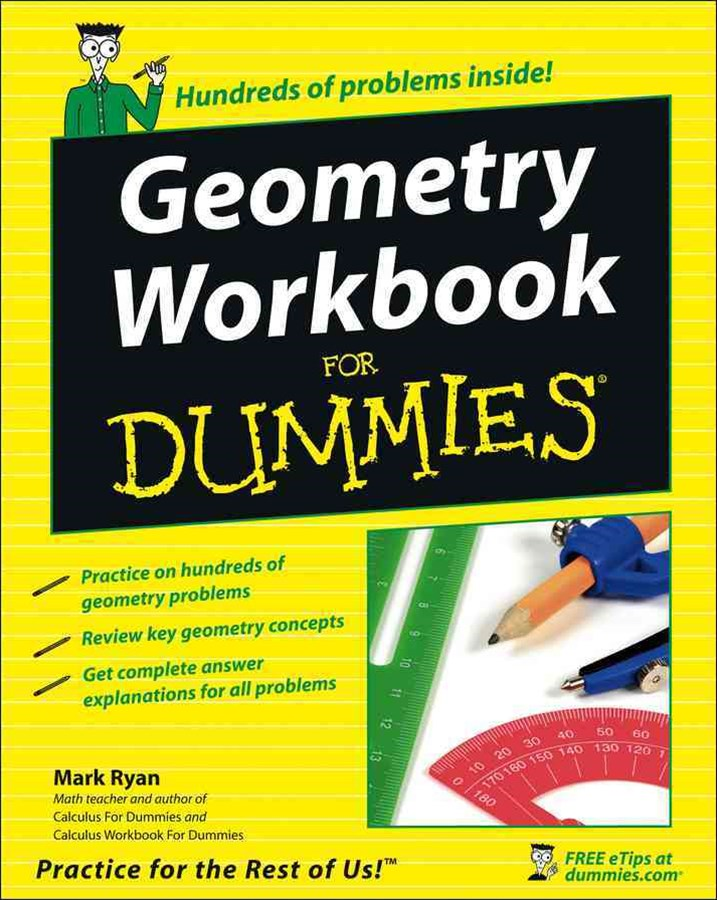 Geometry Workbook for Dummies