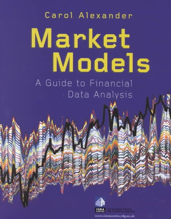 Market Models - a Guide to Financial Data Analysis +CD