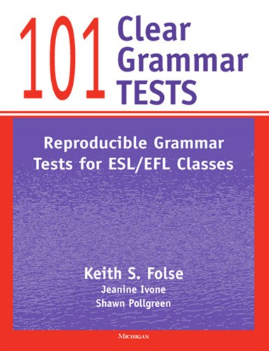 101 Clear Grammar Tests