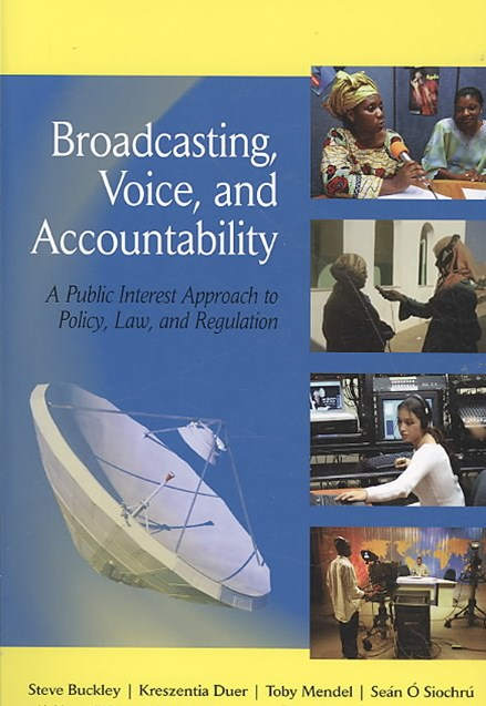 Broadcasting, Voice, and Accountability