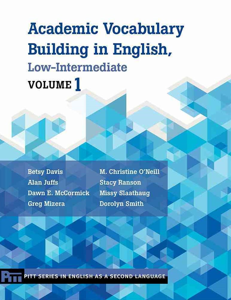 Academic Vocabulary Building in English