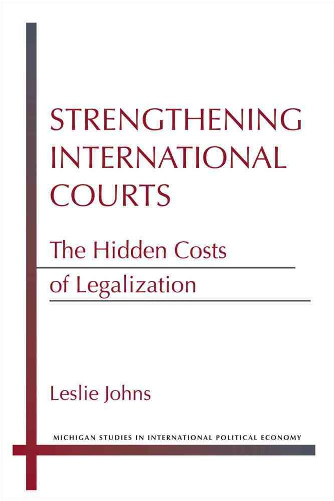 Strengthening International Courts