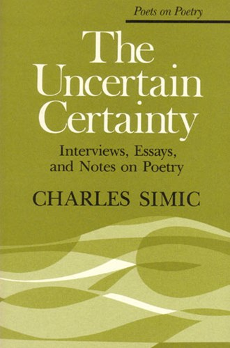 Uncertain Certainty