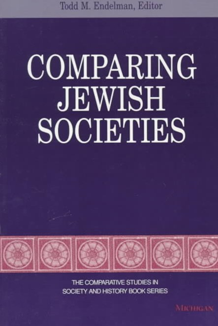 Comparing Jewish Societies