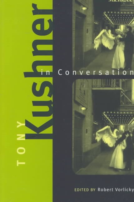 Tony Kushner in Conversation