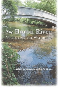 The Huron River by  (9780472067299) - PaperBack