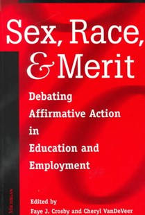 Sex, Race, and Merit by  (9780472067343) - PaperBack