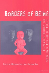 Borders of Being by  (9780472067558) - PaperBack