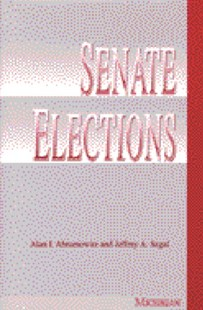Senate Elections by Alan I. Abramowitz (9780472081929) - PaperBack