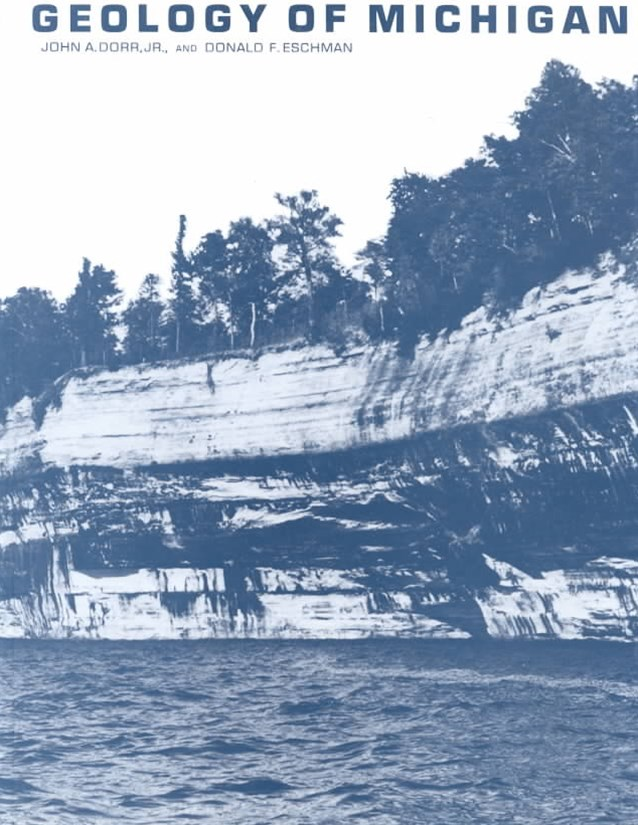 Geology of Michigan