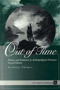 Out of Time by Nicholas Thomas (9780472083770) - PaperBack