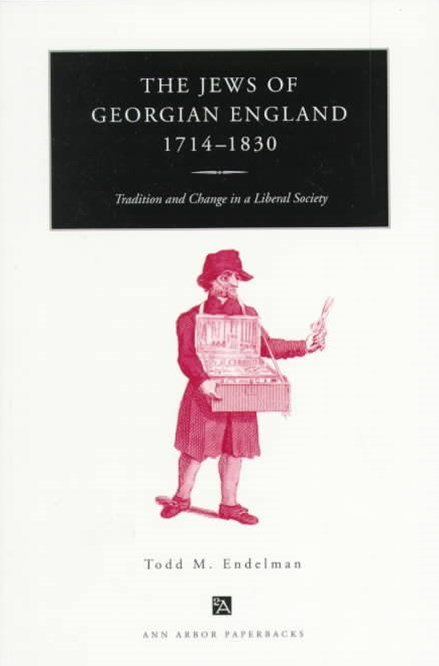 Jews of Georgian England, 1714-1830
