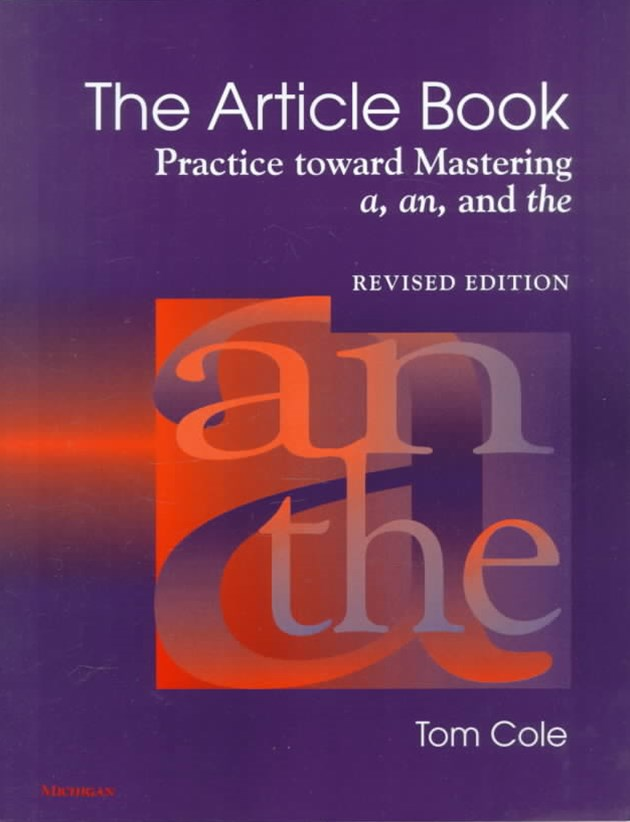 Article Book