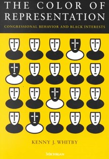 The Color of Representation by  (9780472087020) - PaperBack