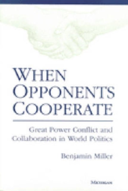 When Opponents Cooperate