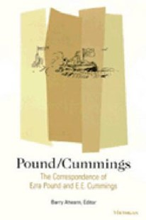 Pound/Cummings by Barry Ahearn (9780472102983) - HardCover - Poetry & Drama Poetry