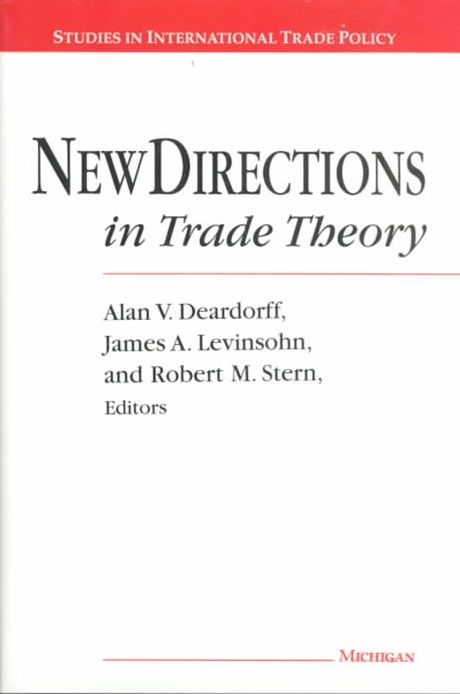 New Directions in Trade Theory