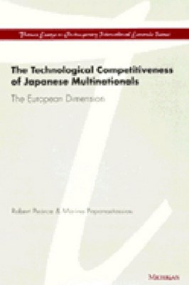 The Technological Competitiveness of Japanese Multinationals