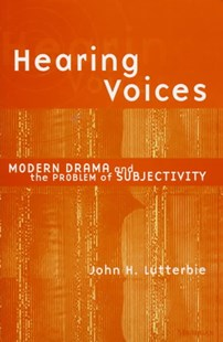 Hearing Voices by John Lutterbie (9780472108084) - HardCover