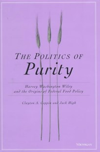 The Politics of Purity by Clayton Coppin (9780472109845) - HardCover