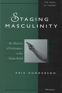 Staging Masculinity by  (9780472111398) - HardCover