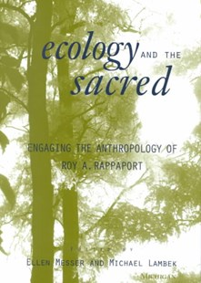 Ecology and the Sacred by  (9780472111701) - HardCover