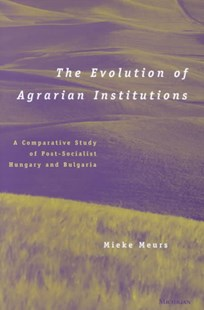 The Evolution of Agrarian Institutions by  (9780472112098) - HardCover