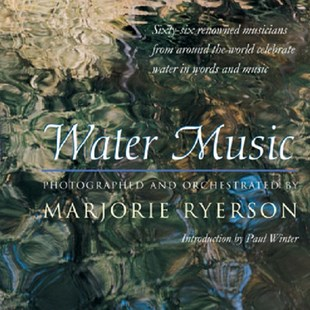 Water Music by Marjorie Ryerson (9780472113385) - HardCover