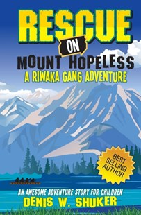 (ebook) Rescue on Mount Hopeless - Children's Fiction