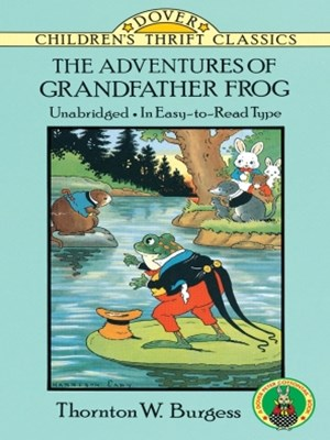 (ebook) The Adventures of Grandfather Frog