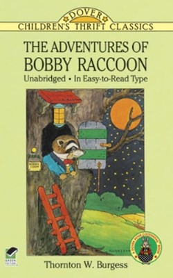 (ebook) The Adventures of Bobby Raccoon