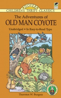 (ebook) The Adventures of Old Man Coyote