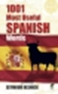 (ebook) 1001 Most Useful Spanish Words - Language European Languages