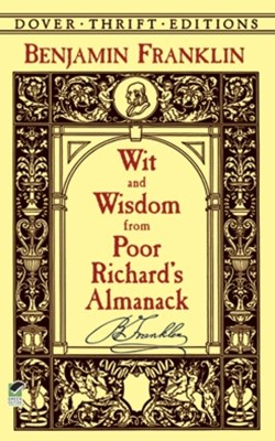 (ebook) Wit and Wisdom from Poor Richard's Almanack