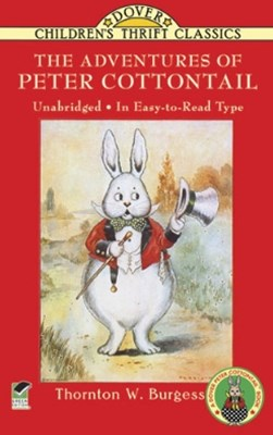 (ebook) The Adventures of Peter Cottontail