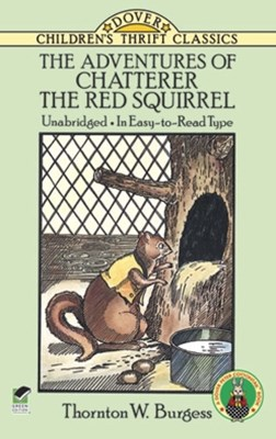 (ebook) The Adventures of Chatterer the Red Squirrel