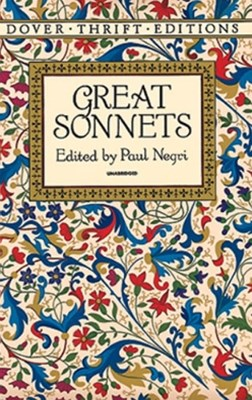 (ebook) Great Sonnets