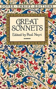 (ebook) Great Sonnets - Poetry & Drama Poetry