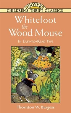 (ebook) Whitefoot the Wood Mouse
