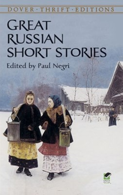 (ebook) Great Russian Short Stories