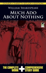 (ebook) Much Ado About Nothing Thrift Study Edition - Classic Fiction