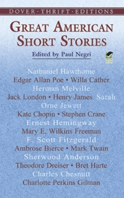 (ebook) Great American Short Stories