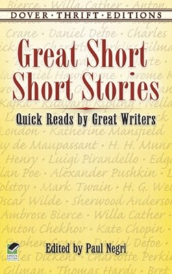 (ebook) Great Short Short Stories